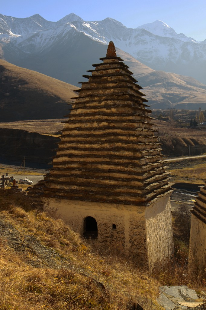 Zdjęcia: Dargavs, płn. Kaukaz, Dargavs, ROSJA