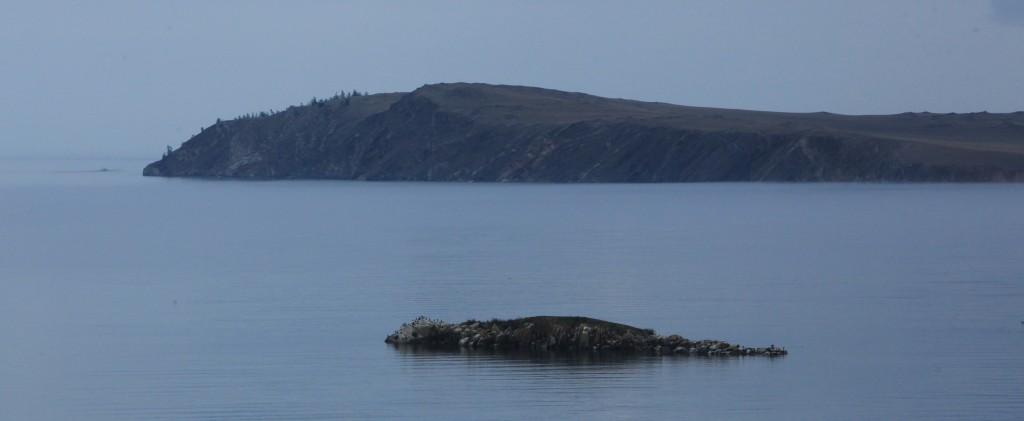 Zdjęcia: Charancy, Wyspa Olchon, Wyspa Krokodyl, ROSJA
