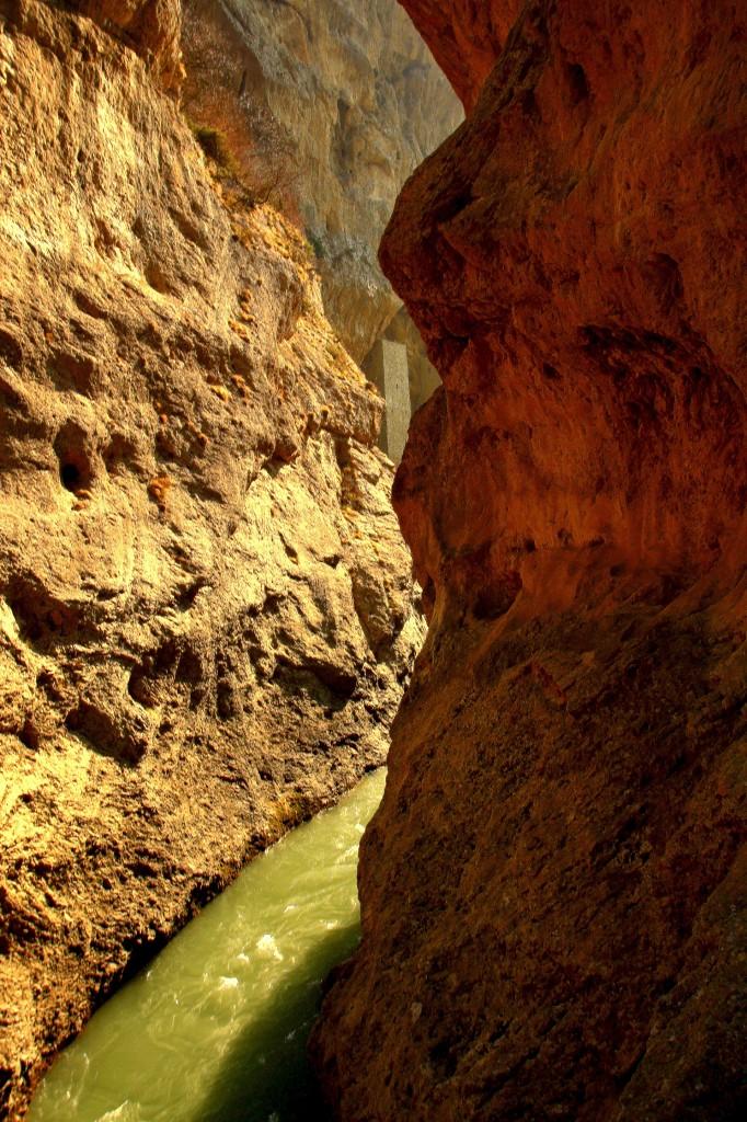 Zdjęcia: dolina Argunu, płn. Kaukaz, I od drugiej strony..., ROSJA