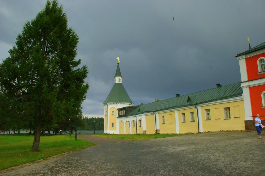 Zdjęcia: Bolagde, Bolagde, Klasztor , ROSJA