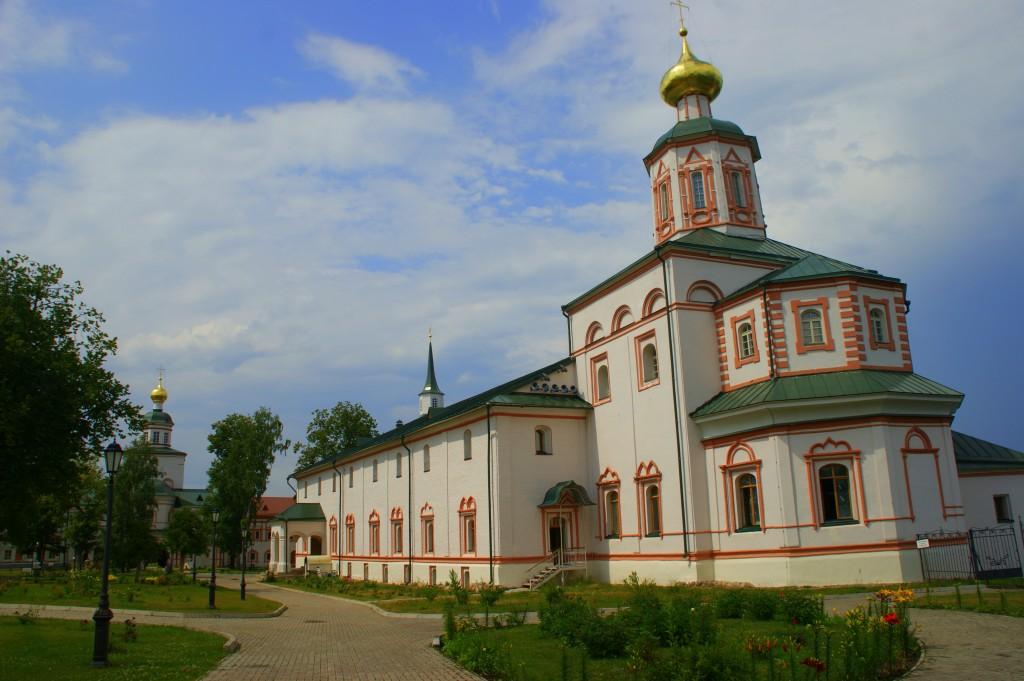 Zdjęcia: Bologde, Bologde, Klasztor, ROSJA