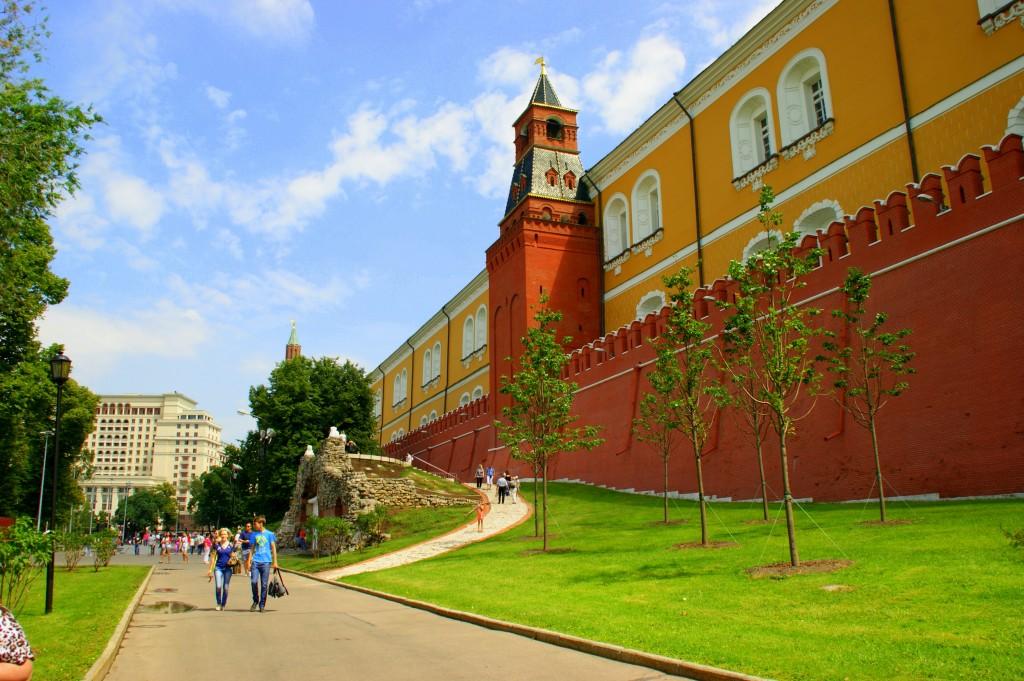 Zdjęcia: Moskwa, Moskwa-, Kreml, ROSJA
