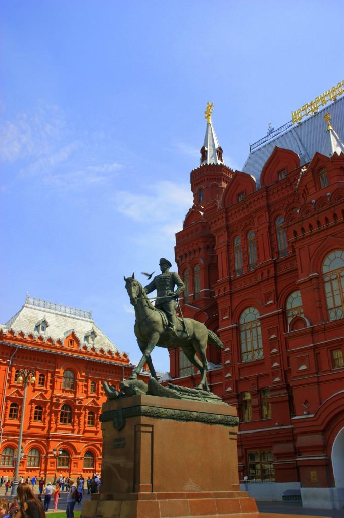 Zdjęcia: Moskwa, Moskwa, Żókow , ROSJA