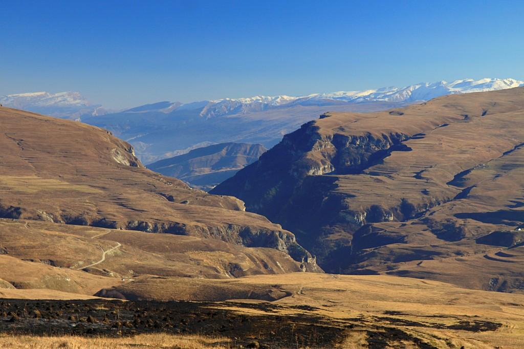 Zdjęcia: okolice Górnego Fiagdonu, płn. Kaukaz, Górny Fiagdon, ROSJA