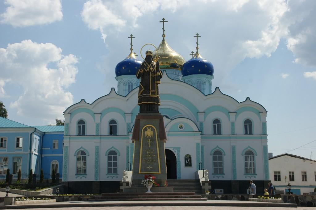 Zdjęcia: Okolice Moskwy, Okolice Moskwy, Cerkwia, ROSJA