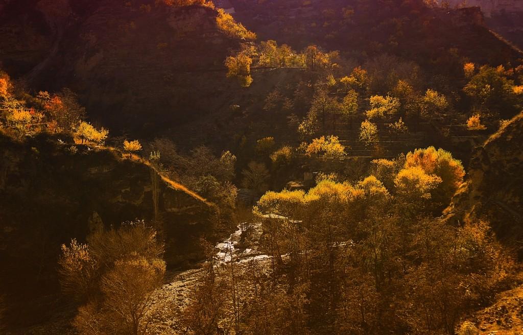 Zdjęcia: Inguszetia, płn. Kaukaz, Kaukaska jesień, ROSJA