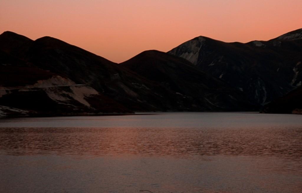 Zdjęcia: Czeczenia, płn. Kaukaz, Na granicy... Kezenoy-Am, ROSJA