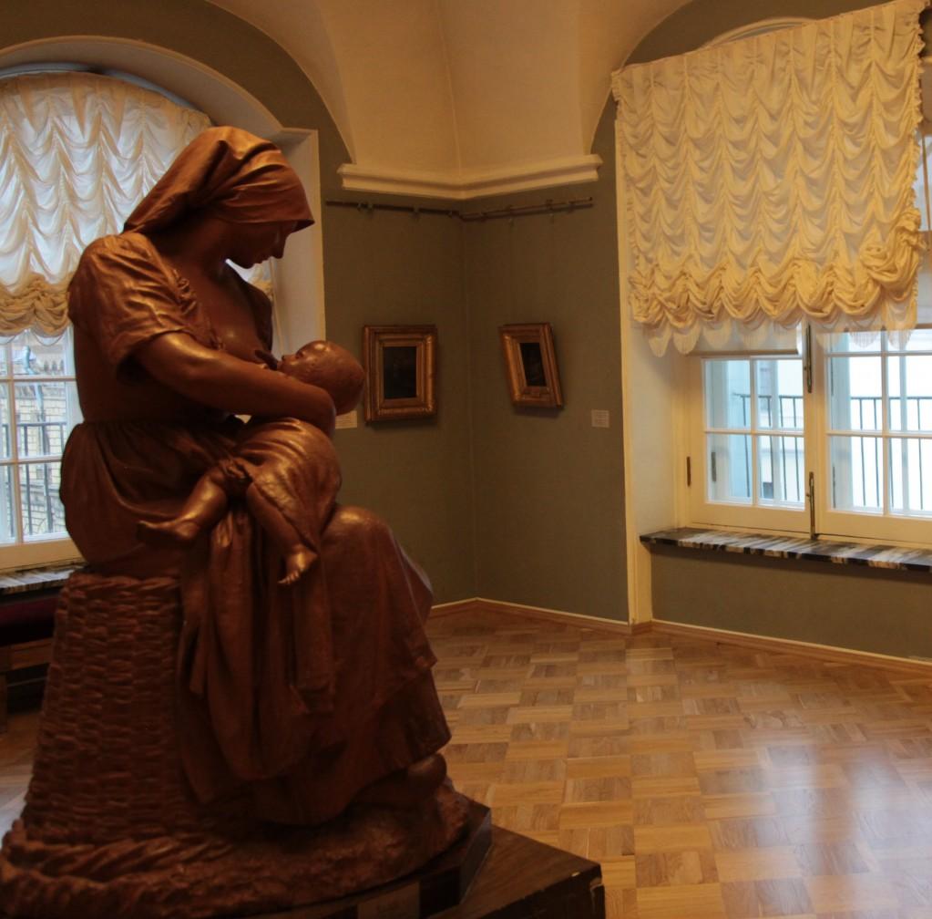 Zdjęcia: Ermitaż, Sankt Petersburg, Macierzyństwo, ROSJA