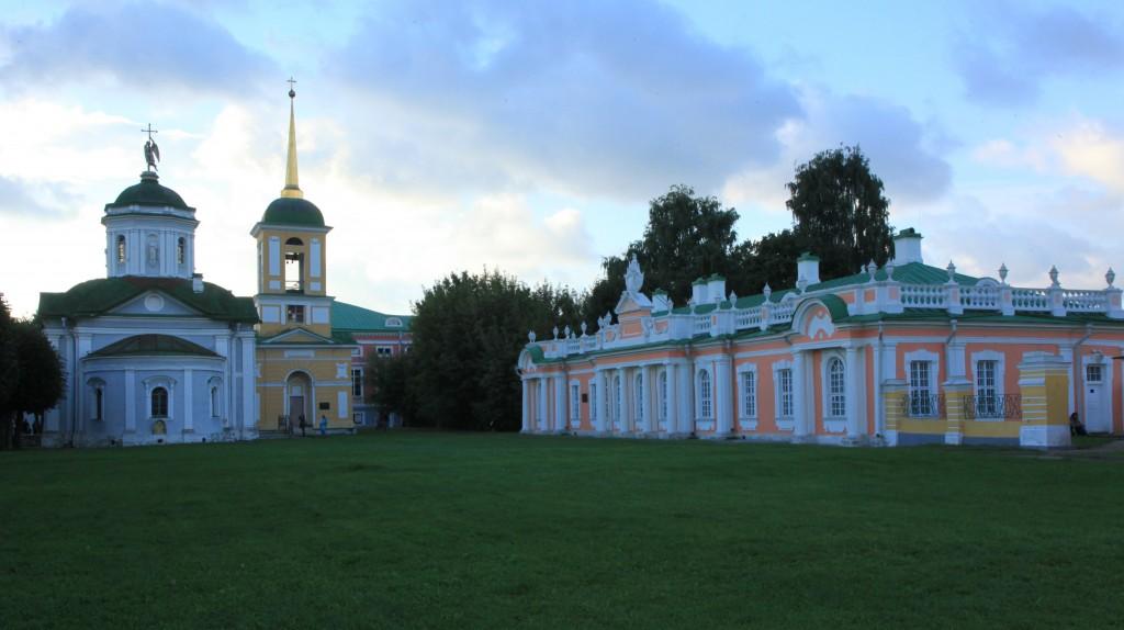 Zdjęcia: Kuskowo, Moskwa, Zespół pałacowy Szeremietiewów, ROSJA