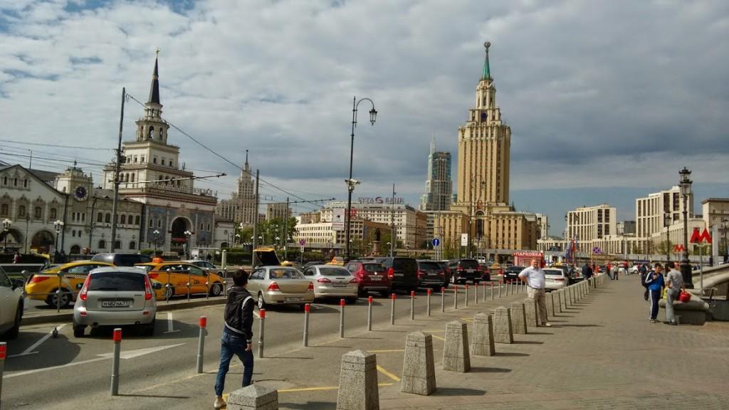 Zdjęcia: Stolica Rosji, Moskwa, ROSJA