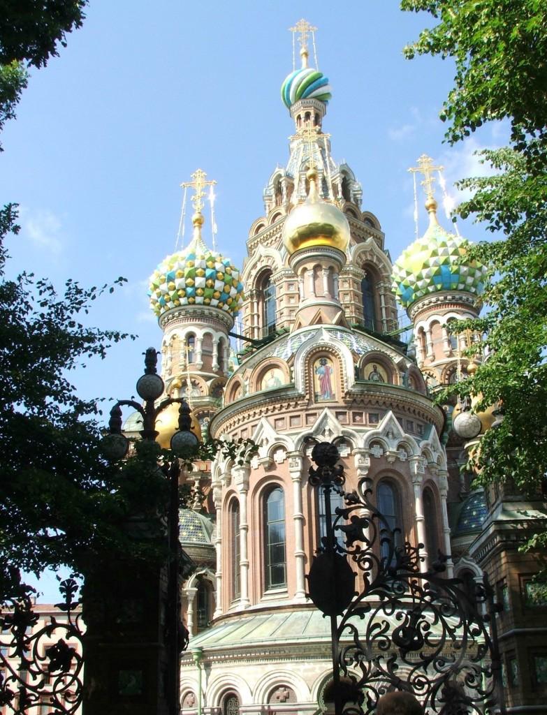 Zdjęcia: St. Petersburg, Sobór Zmartwychwstania Pańskiego , ROSJA
