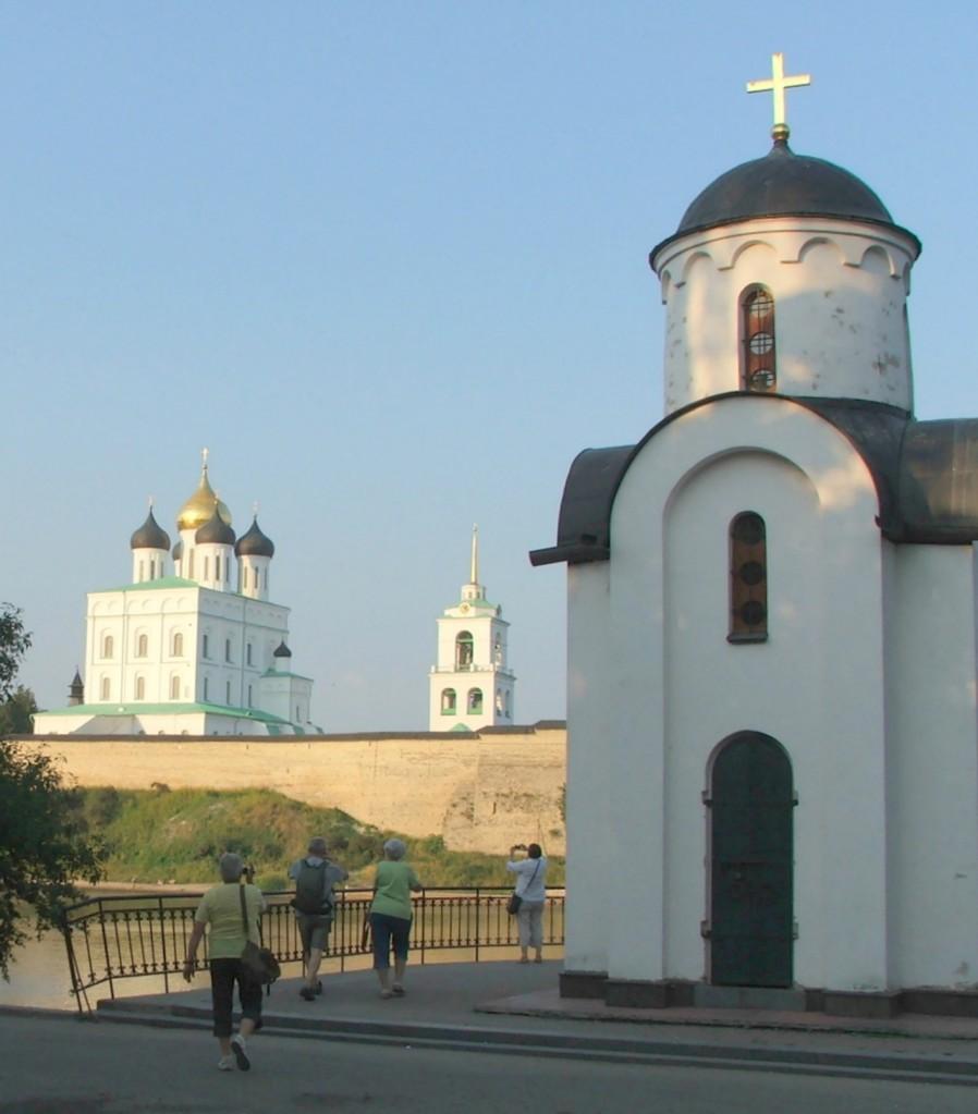 Zdjęcia: Psków, Zabytki Pskowa, ROSJA