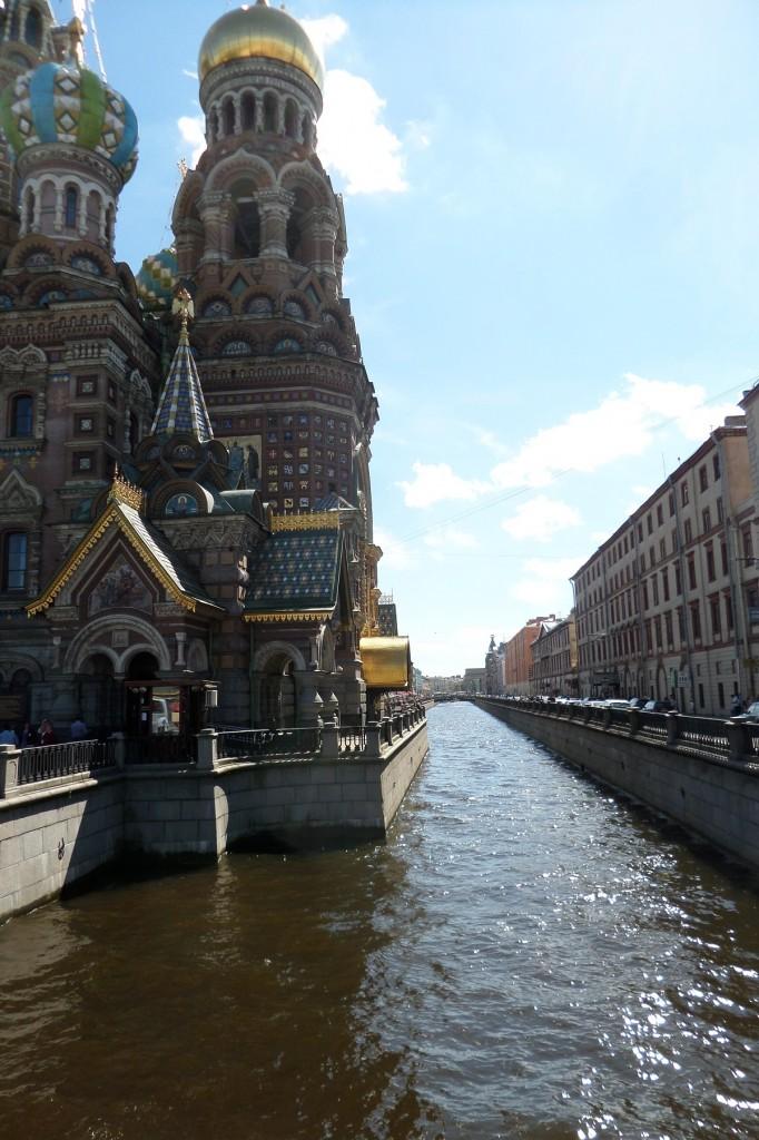 Zdjęcia: Sobór Zmartwychwstania Pańskiego, Cerkiew na Krwi, St Petersburg, Sobór, ROSJA