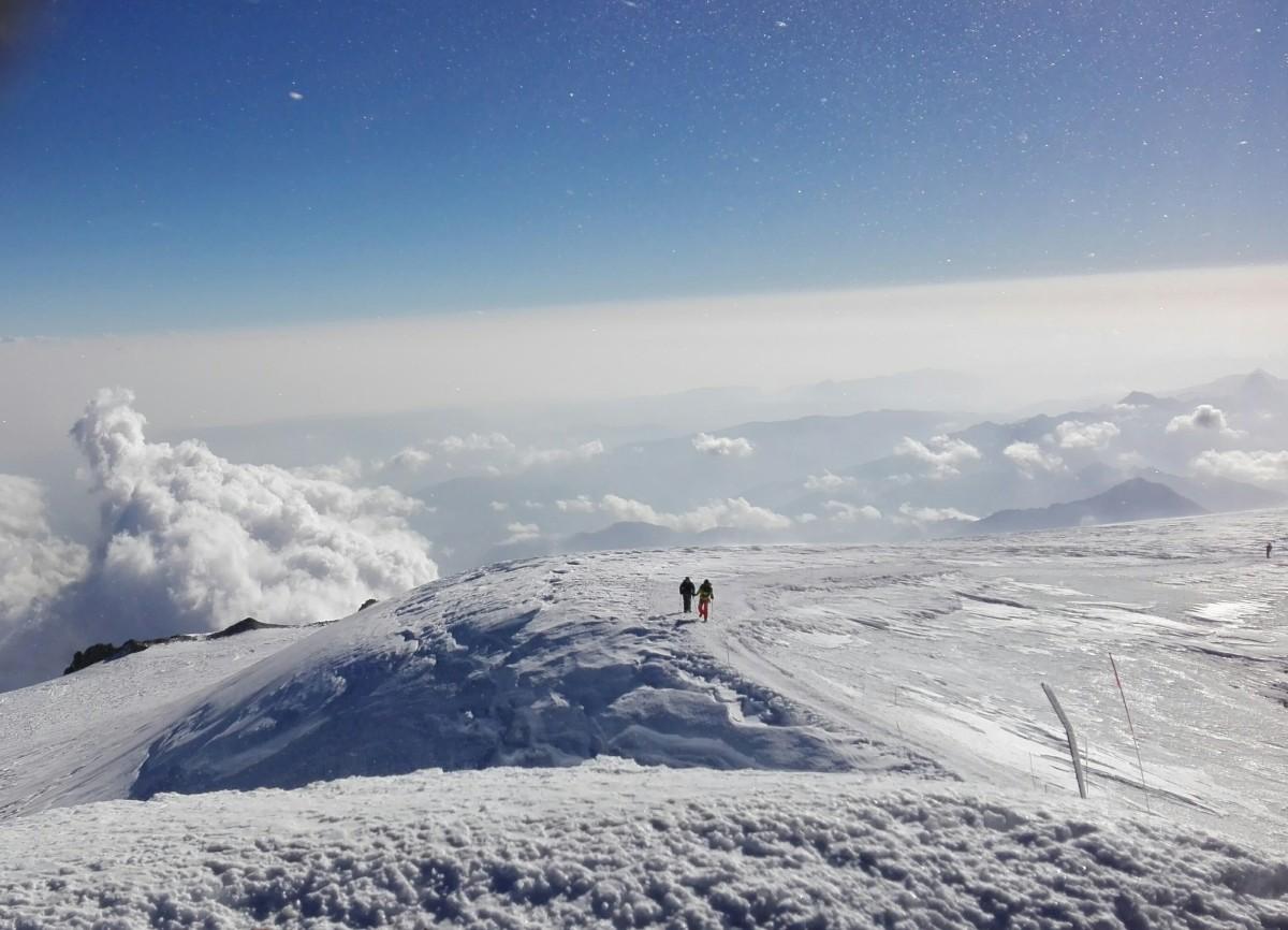 Zdjęcia: Elbrus, Elbrus, ROSJA