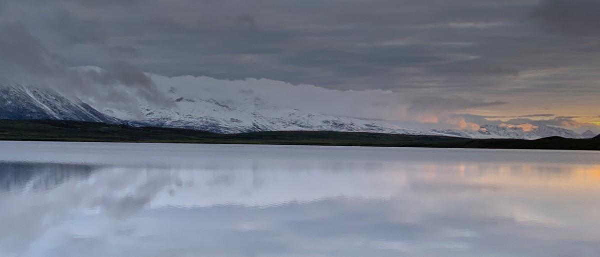 Zdjęcia: Góry Czerskiego pasmo Momskie, Jakucja ( republika Sacha ), cisza, ROSJA