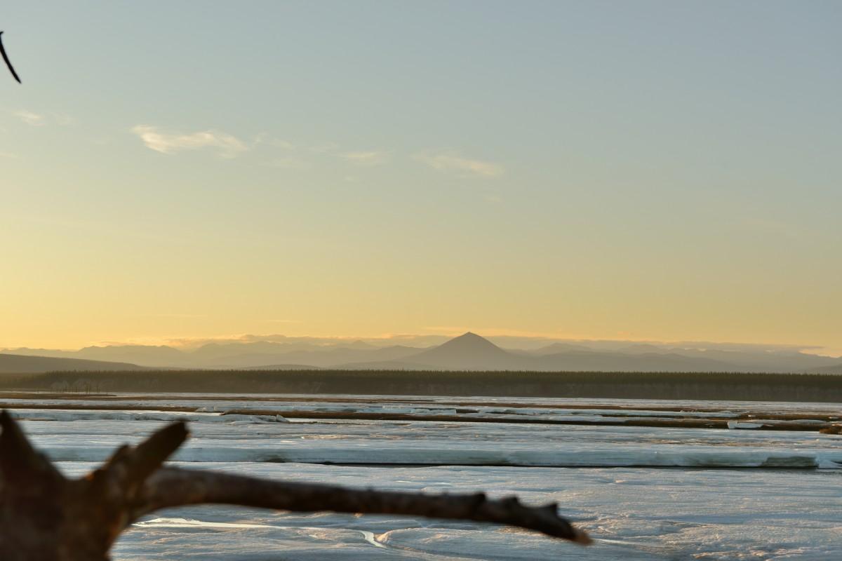 Zdjęcia: Bolszaja Momska Naljed, Jakucja, Góry Momskie, ROSJA