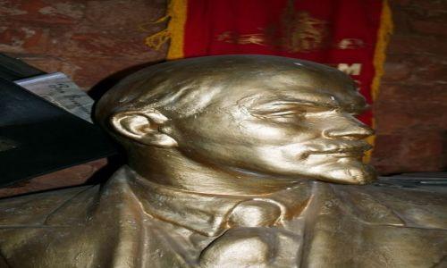 ROSJA / Obwód Kaliningradzki / Jantarnyj / Złoty Lenin