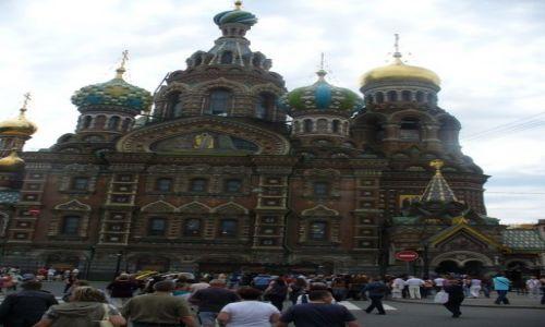 Zdjęcie ROSJA / miasto -sankt Petersburg / kadetra / Katedra w Petersburgu
