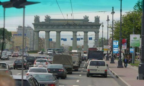 Zdjęcie ROSJA / miasto -sankt Petersburg / miasto / Centrum miasta