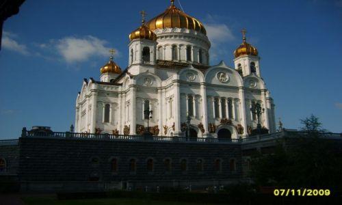 Zdjecie ROSJA / - / Moskwa   / Moskwa