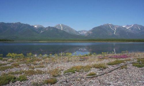 Zdjecie ROSJA / Buriacja / Bajkał / Góry Bajkalskie