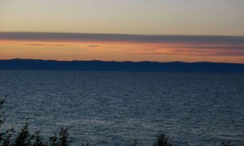 Zdjęcie ROSJA / - / Buriacja / Widok na Bajkal