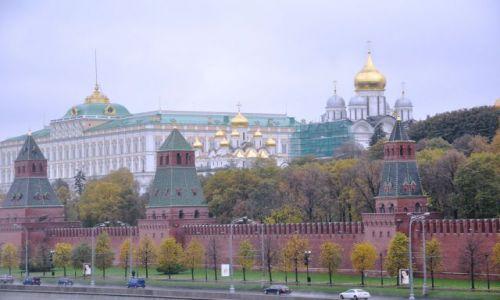 Zdjecie ROSJA / - / moskwa / kreml