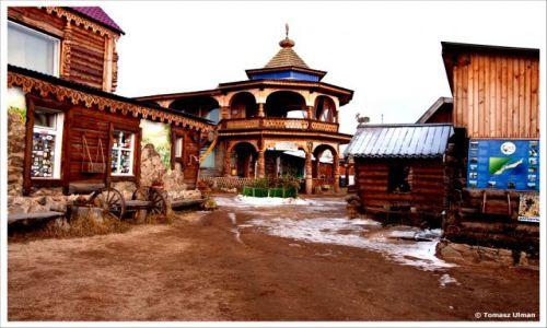 ROSJA / Syberia / Wyspa Olkhon / Ośrodek Nikity