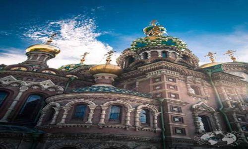 ROSJA / - / Sankt Petersburg / Sobór Zbawiciela na Krwi