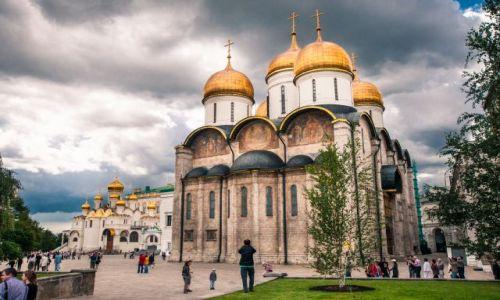 Zdjęcie ROSJA / - / Moskwa / Kreml