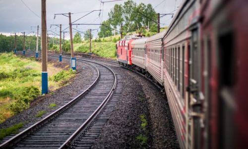 Zdjęcie ROSJA / - / Syberia / Pociągiem przez Syberię