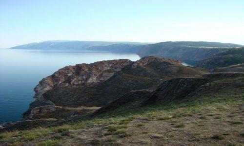 Zdjecie ROSJA / Obwód Irkucki / Wyspa Olchon / Wyspa Olchon-Bajkał