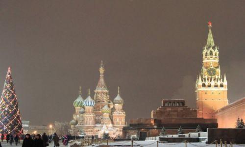 Zdjecie ROSJA / Moskwa / Moskwa / Kreml moskiewski