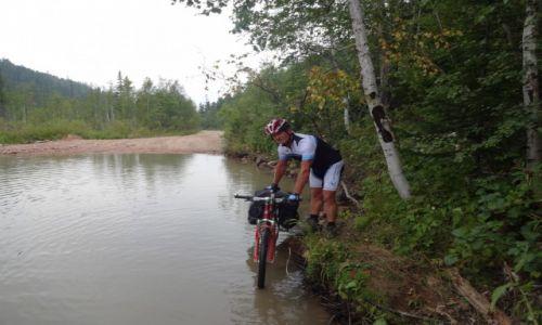 Zdjecie ROSJA / -Północna Rosja / Tajga / Irkuck-Ułan Bator rowerem