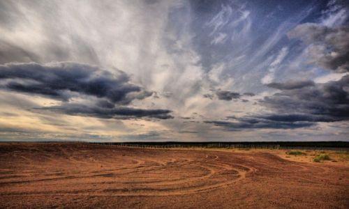 Zdjęcie ROSJA / płn-zach Rosja / płw. Kolski / Jedyna pustynia za kręgiem polarnym