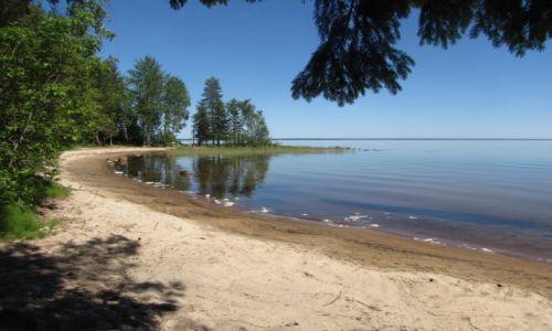 Zdjęcie ROSJA / Jezioro ŁADOGA / Jezioro ŁADOGA / Jezioro ŁADOGA