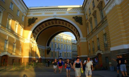 Zdjecie ROSJA / San Petersburg / San Petersburg / San Petersburg