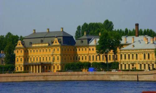 Zdjecie ROSJA / Petersburg / Petersburg / Liceum  Putina