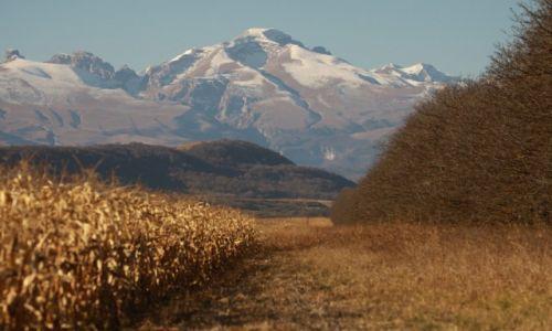 Zdjęcie ROSJA / płn. Kaukaz / Kabardo-Bałkaria / Kawałek pejzażu...