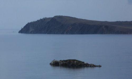 Zdjecie ROSJA / Wyspa Olchon / Charancy / Wyspa Krokodyl