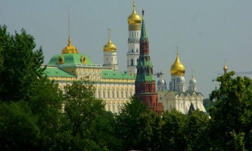 Zdjecie ROSJA / Moskwa- / Moskwa / Moskwa