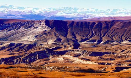 Zdjecie ROSJA / płn. Kaukaz / Dagestan / Oj góry...itd