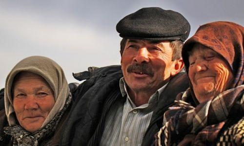 Zdjecie ROSJA / płn. Kaukaz / Dagestan / Wesoła brygada...