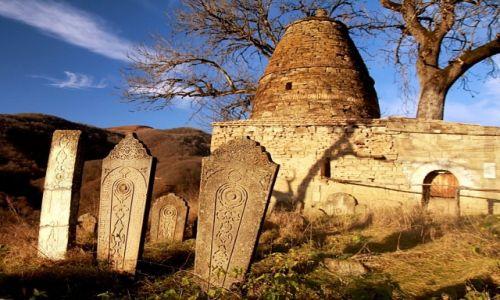 Zdjęcie ROSJA / płn. Kaukaz / Kała-Korejsz / Początki islamu na Kaukazie
