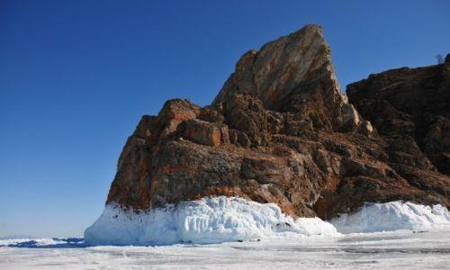Zdjecie ROSJA / Wschodnia Syberia / Jez.Bajkal,Wyspa Olchon / Polwysep Choboj 2014