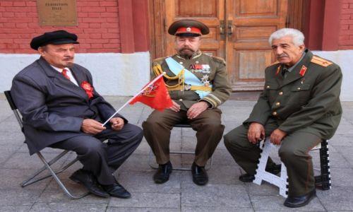 Zdjecie ROSJA / Moskwa / Kreml / Trojca