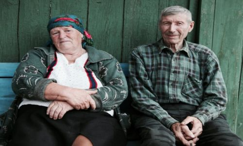 Zdjęcie ROSJA / Irkuck / Wierszina / Od pięciu pokoleń na Syberii