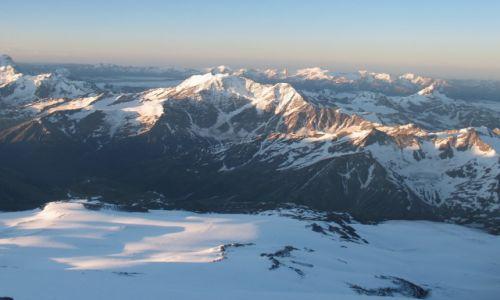 ROSJA / kaukaz / elbrus / jeden dzień na elbrusie