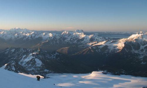Zdjęcie ROSJA / kaukaz / elbrus / jeden dzień na elbrusie
