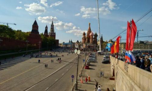 ROSJA / - / Stolica Rosji / Moskwa